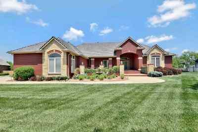 Wichita Single Family Home For Sale: 1623 N Rocky Creek Ct