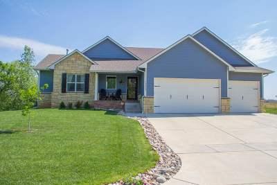 Wichita Single Family Home For Sale: 13303 E Laguna St