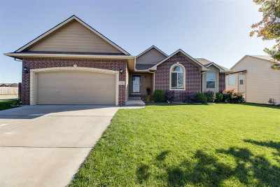 Andover KS Single Family Home For Sale: $197,500