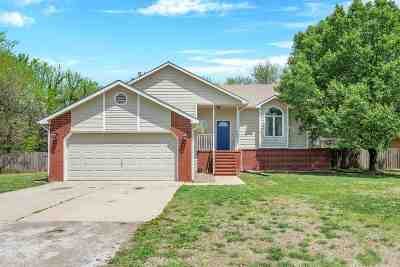 Andover Single Family Home For Sale: 1508 Rose Lane