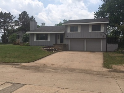 Winfield KS Single Family Home For Sale: $144,900