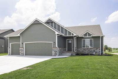 Maize Single Family Home For Sale: 4807 N Emerald Ct