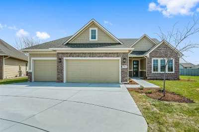 Wichita Single Family Home For Sale: 732 Thornton Ct