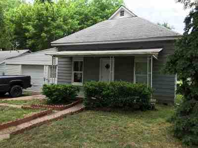 Arkansas City Single Family Home For Sale: 315 N 8th