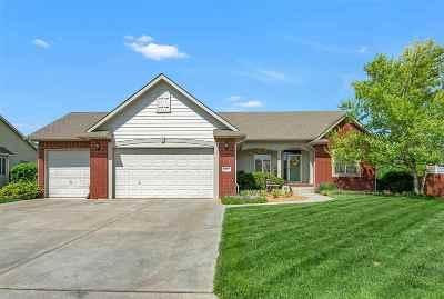 Newton Single Family Home For Sale: 3013 Autumn Ridge
