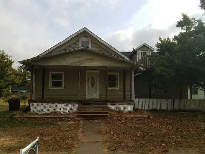 Canton Single Family Home For Sale: 307 N 2nd St