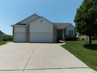 Winfield KS Single Family Home For Sale: $190,000