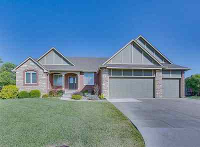 Wichita Single Family Home For Sale: 101 S Country View Ln