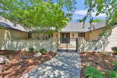 Wichita Single Family Home For Sale: 656 N Longford Ln