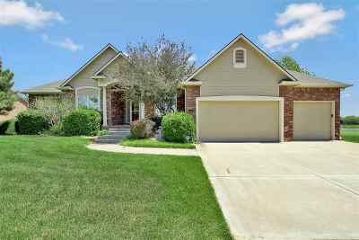 Garden Plain Single Family Home For Sale: 108 N Blue Bells St