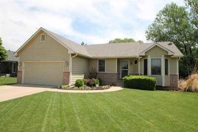 Wichita Single Family Home For Sale: 2570 N Crestline