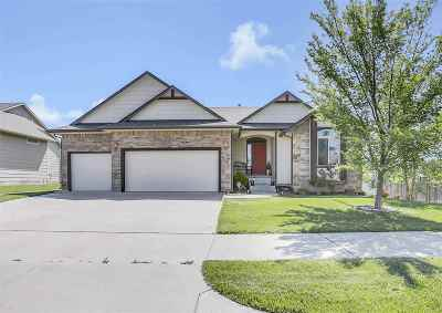 Andover KS Single Family Home For Sale: $259,900