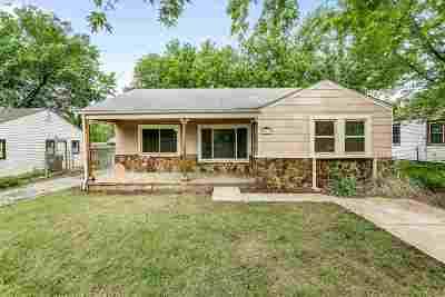 Mulvane Single Family Home For Sale: 507 N Eastview Dr
