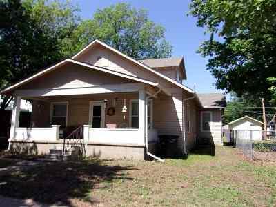 Arkansas City Multi Family Home For Sale: 421 N 1st