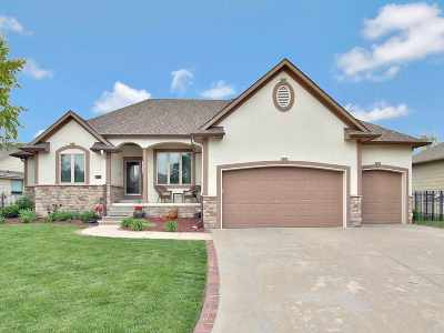 Derby Single Family Home For Sale: 1672 E Tiara Pines St