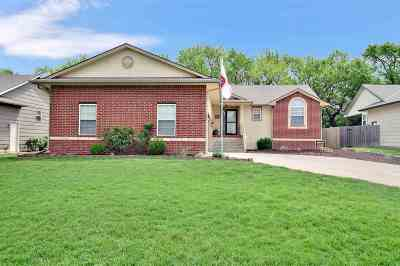 Andover KS Single Family Home For Sale: $229,900