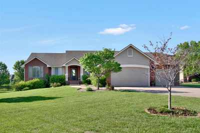 Wichita Single Family Home For Sale: 14103 W Onewood Ct