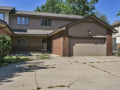 Wichita Single Family Home For Sale: 10115 W Alamo St