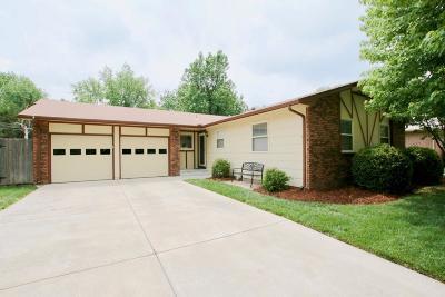 Wichita Single Family Home For Sale: 1570 N Timothy Ln