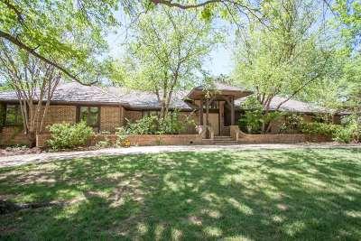 Wichita Single Family Home For Sale: 601 N Longford Ln