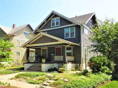 Wichita Multi Family Home For Sale: 126 N Volutsia