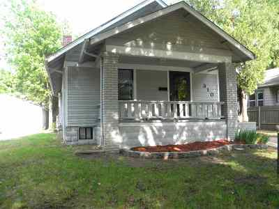 Wichita Single Family Home For Sale: 310 S Lorraine