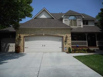 Wichita Single Family Home For Sale: 15312 E Windham Court