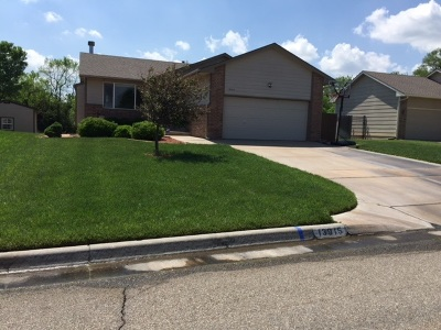 Wichita Single Family Home For Sale: 13915 W Alderny St