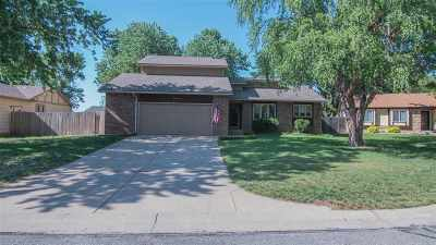 Wichita Single Family Home For Sale: 1946 N Wood Ct
