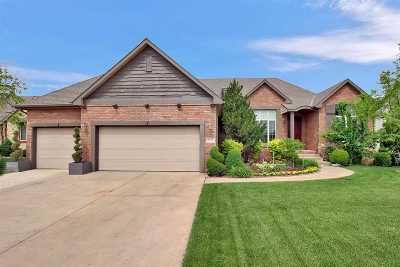 Derby Single Family Home For Sale: 2319 N Fairway Ct