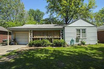 Single Family Home For Sale: 652 S Edgemoor St