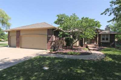 Wichita KS Single Family Home For Sale: $285,000