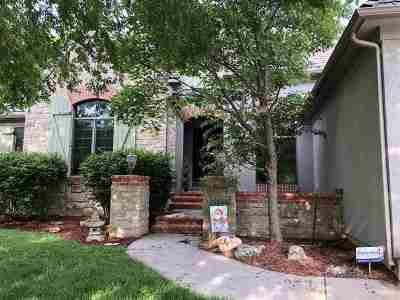 Wichita Single Family Home For Sale: 166 N Belle Terre