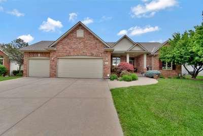 Wichita KS Single Family Home For Sale: $335,000