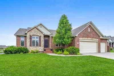 Wichita KS Single Family Home For Sale: $425,000