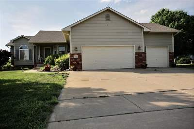 Wichita KS Single Family Home For Sale: $182,500