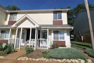 Wichita KS Condo/Townhouse For Sale: $64,900