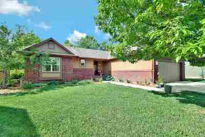 Andover KS Single Family Home For Sale: $249,900