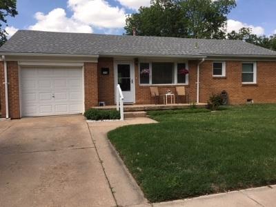 Wichita KS Single Family Home For Sale: $79,900