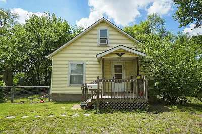 Single Family Home For Sale: 1709 S Lulu Ave