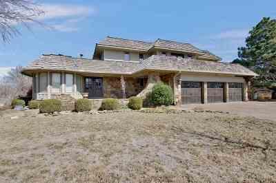 Wichita Single Family Home Contingent: 2812 W Timbercreek Cir