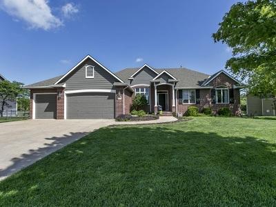 Goddard Single Family Home For Sale: 15704 W Hendryx
