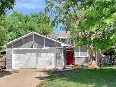 Wichita KS Single Family Home For Sale: $149,900