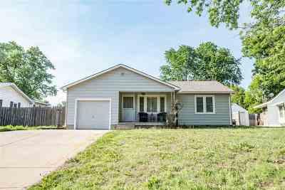 Wichita KS Single Family Home For Sale: $79,000