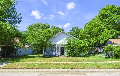 Single Family Home For Sale: 325 N Emporia St