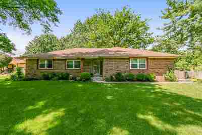 Wichita KS Single Family Home For Sale: $179,900