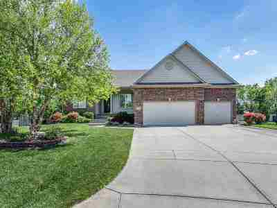 Andover KS Single Family Home For Sale: $289,000
