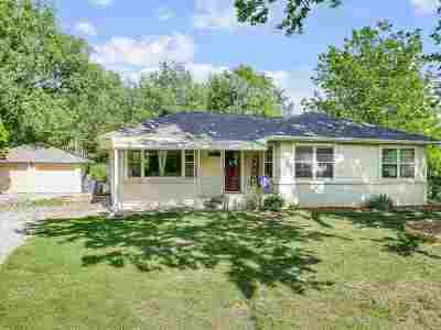 Andover KS Single Family Home For Sale: $134,900