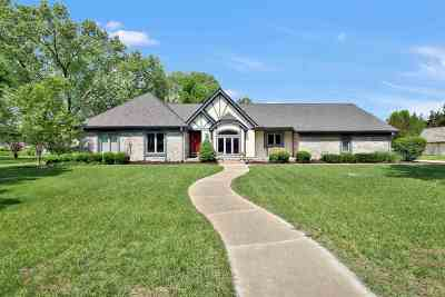 Wichita KS Single Family Home For Sale: $425,000
