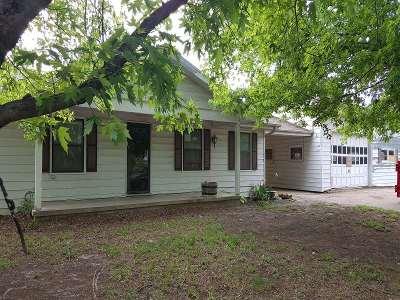 Halstead Single Family Home Contingent: 3801 N Emma Creek